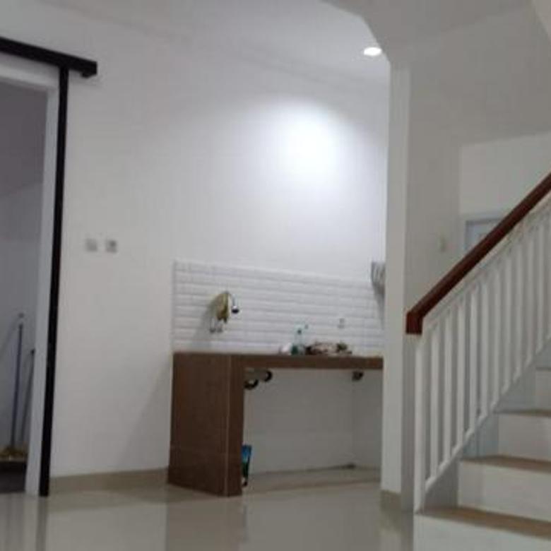 Rumah minimalis di Gandul