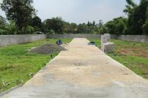 Tanah kavling kaliputih, Dekat Stasiun Citayam, Siap Bangun