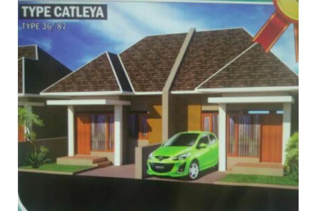 Rumah Asri Dgn Perumahan Baru Yg Bernuansa Bandung Tempo Dulu Di
