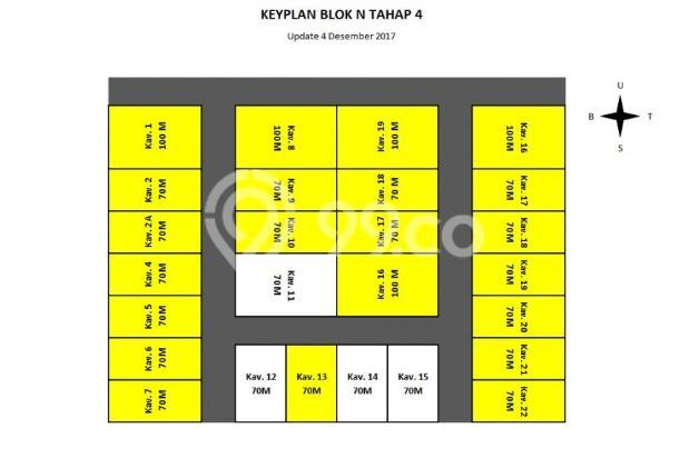 Rumah kavling termurah di Bandung selatan 15209922