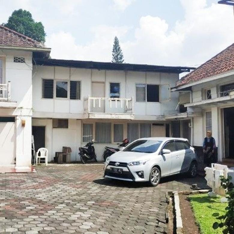 Rumah Belanda Cocok Cafe Hotel Mainroad Sayap Riau Bandung