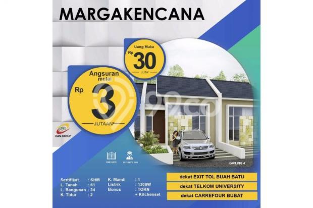 DP30jt Rumah jl Margacinta Margawangi Pandanwangi Buahbatu Margahayu 12899119