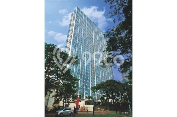 APARTEMEN DIJUAL: U Residence Tower 1 - Studio Unfurnished Dekat ke SOGO 15131989