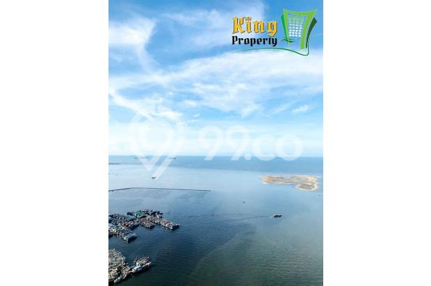 NEW DEAL Condo TERLUAS 2 Kamar Pent House 102m2 Green Bay Pluit Siap Huni 17995712
