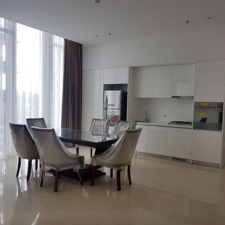 Disewakan Apartemen Senopati Suites 2 3BR SQM 207 BRAND NEW