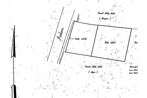 Rp994jt Tanah Dijual