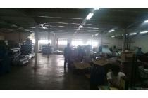 Dijual Cepat Pabarik Garmen dan Rumah Makan Aktif di Kopo, Bandung