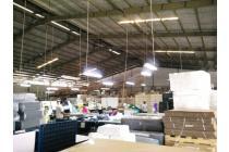 Disewakan gudang di Hyundai cikarang luas 3800m
