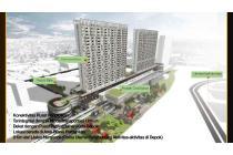 Apartemen Murah di Margonda by PERUMNAS KAI @ Mahata Margonda Po-Cin