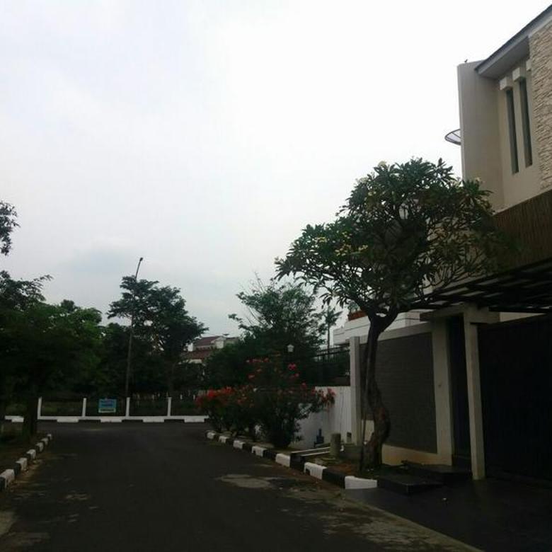Rumah intercon taman kebun jeruk jakarta barat