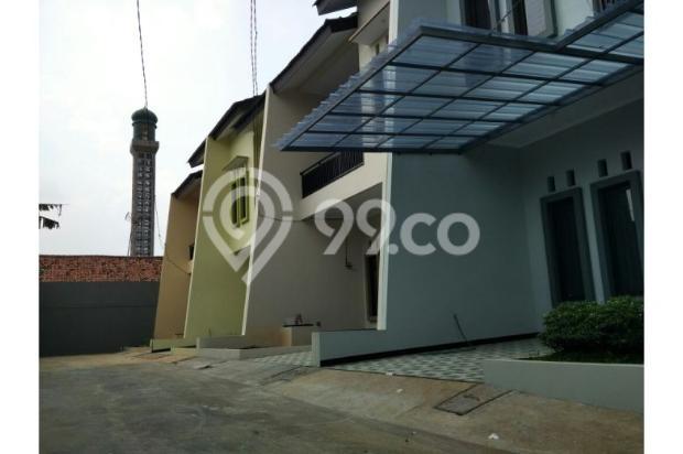 Rumah Dijual Bekasi KPR di Bantu Konstruksi Sangat Aman 12900184
