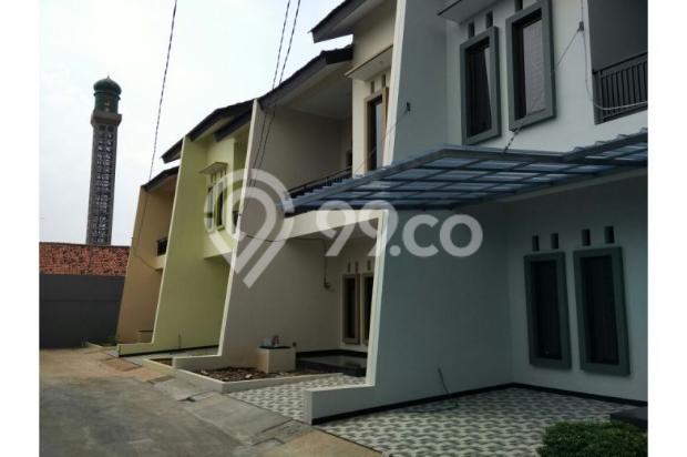 Rumah Dijual Bekasi KPR di Bantu Konstruksi Sangat Aman 12900186