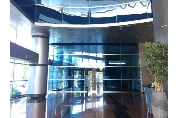 butuh uang office space di pusat kota surabaya, parkir luas
