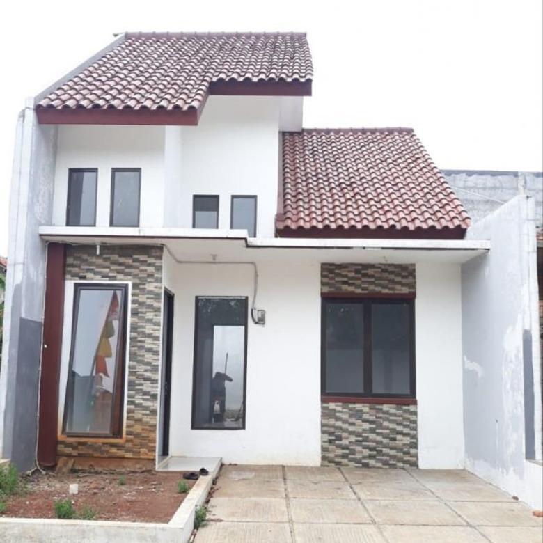 Rumah Baru Dijual dalam Cluster Minimalis di Tapos Depok