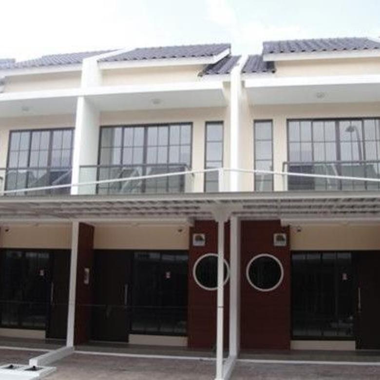 green lake city dijual rumah cluster east asia 4x12m, harga rp.950 juta
