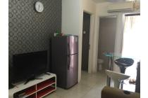 Aptmen 2 kmr Nusa Indah Xbata City lt. 17 fully furnished  15,4 jt / 3 bln
