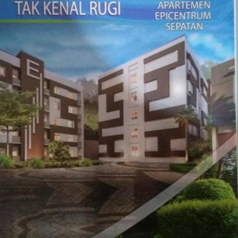 Apartemen Epicentrum Subsidi 100 Jutaan, Sepatan, Tangeran