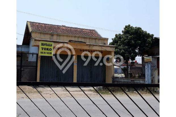 rumah cantik minimalis siap huni + 2 ruko di banjaran lokasi strategis 15507822