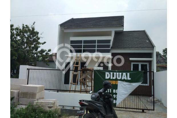Rumah Dijual Bekasi Dekat Tol dan Pasar Jatiasih: Rumah Murah Baru 14318028
