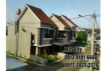 Rumah 2 Lantai SHM siap huni KPR di Beji Kota Depok