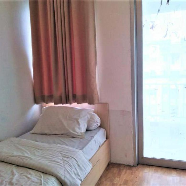 Dijual Sudirman Park 2 Bedroom Full Furnished Near Kuningan