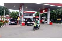 Dijual SPBU di Jalan Raya Bogor KM.30 NO.SPBU 34-16912,Depok