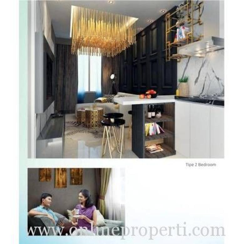 Dijual Apartemen Summarecon Bekasi Type Carmine Basic Nyaman siap Huni MD68