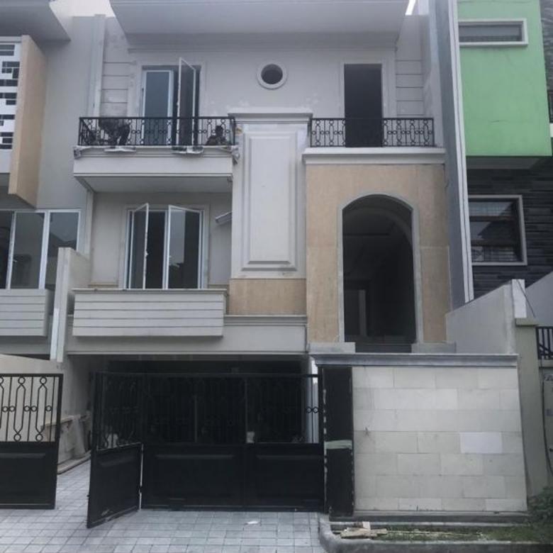 Rumah Pulau Opak Taman Permata Buana , Jakarta Barat