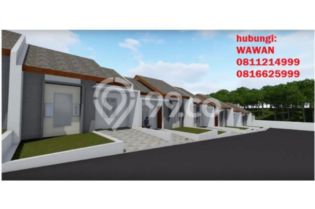 Termuraah!! Rumah baru minimalis pakuhaji cimahi harga 200jtan bonus