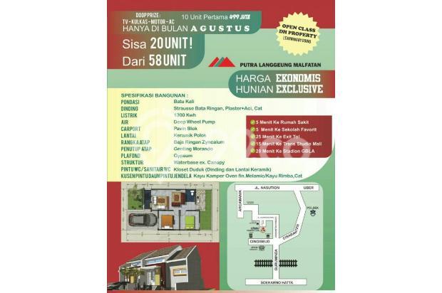 Cari Rumah Cluster di Arcamanik Bandung 13960421