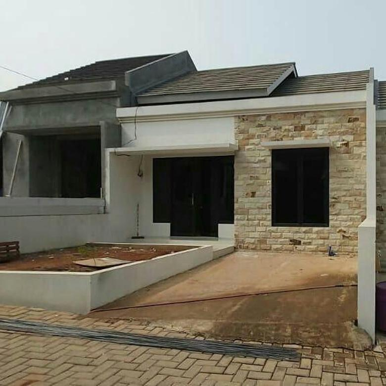 Rumah baru murah pondok rajeg cibinong dkt pemda cibinong