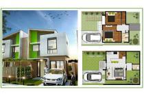 Rumah hunian tipe 65 The Green Setiabudi di Bandung Utara dekat Lembang