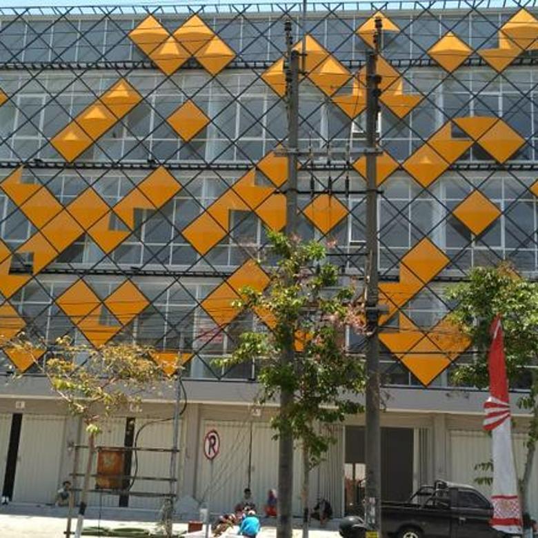 Ruko Jl. Kutai - Pusat Kota Area Jl. Diponegoro, Hadap Jalan Raya
