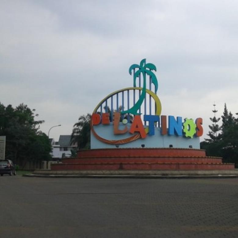Kavling Siap Bangun De Latinos BSD City