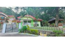 Rumah villa bagus dan asri Songgoriti Batu