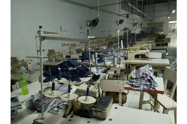 Rp3,5mily Pabrik Dijual