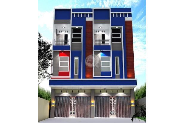 Dijual Ruko 3lt Di tengah kota Pontianak  Jalan Tani Makmur  kotabaru 17845245
