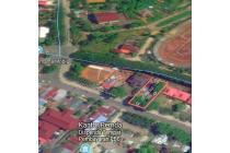 KalBar-Pontianak.Dijual Tanah tepi jalan Raya Sutoyo. ukuran:875m2.SHM