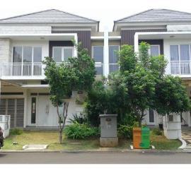 Rumah Keren Strategis di Cluster Acacia Summarecon Bekasi