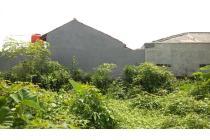 Jual tanah luas 1250m2 super strategis murah di Pamulang