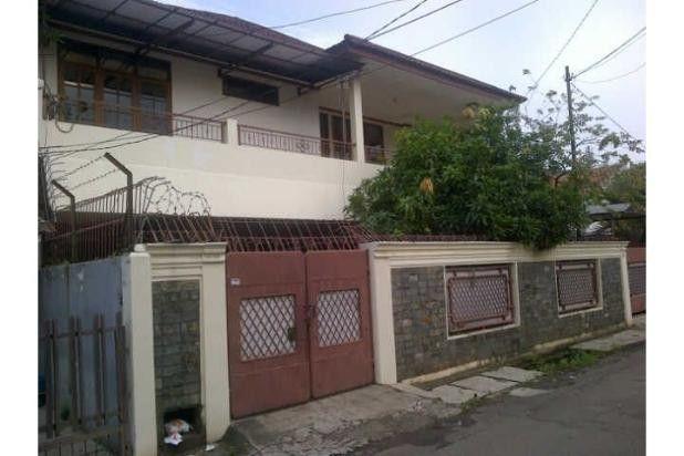 Jual Rumah Strategis di Rawamangun Jakarta Timur 12898797