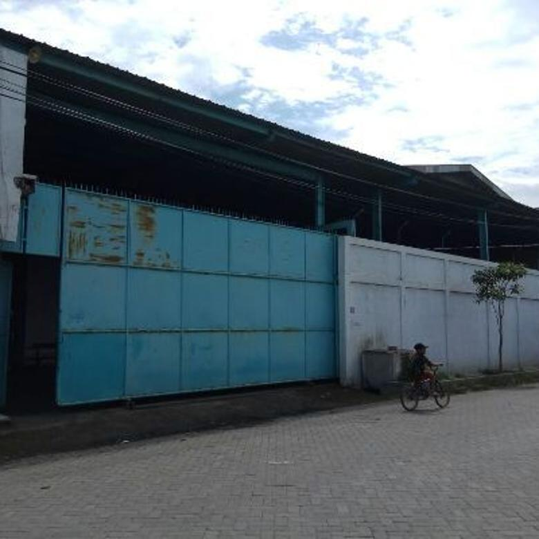 Gudang Margomulyo Permai Lok.Strategis Dekat Pintu Keluar Pergudangan (JS)