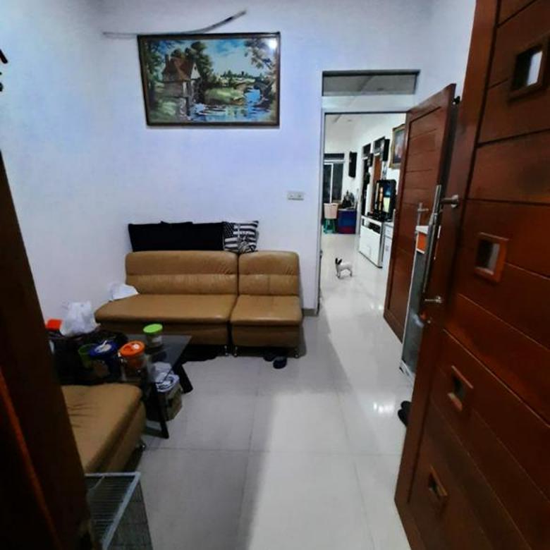 Rumah siap huni di Sumber Sari, Bandung.