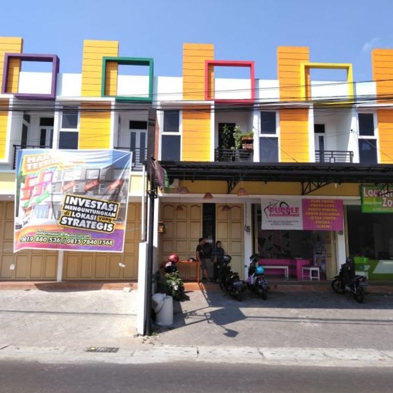 2 Unit RUKO di Jl Nusa Indah, Bangunan Baru 2 Lantai Dekat RS