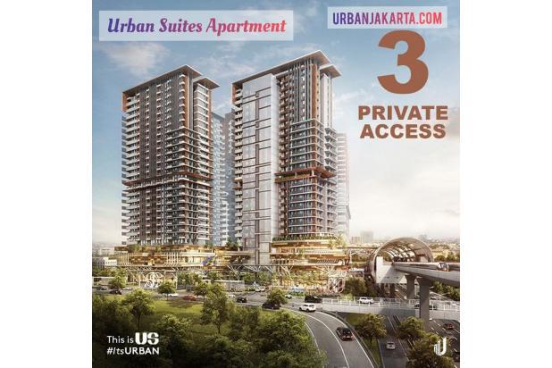 Rp598jt Apartemen Dijual