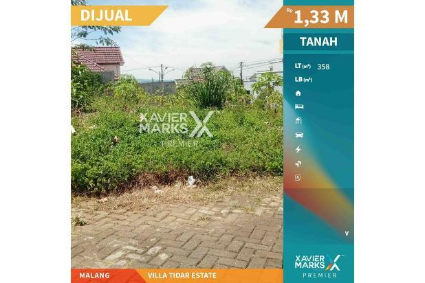 Rp1,33mily Tanah Dijual