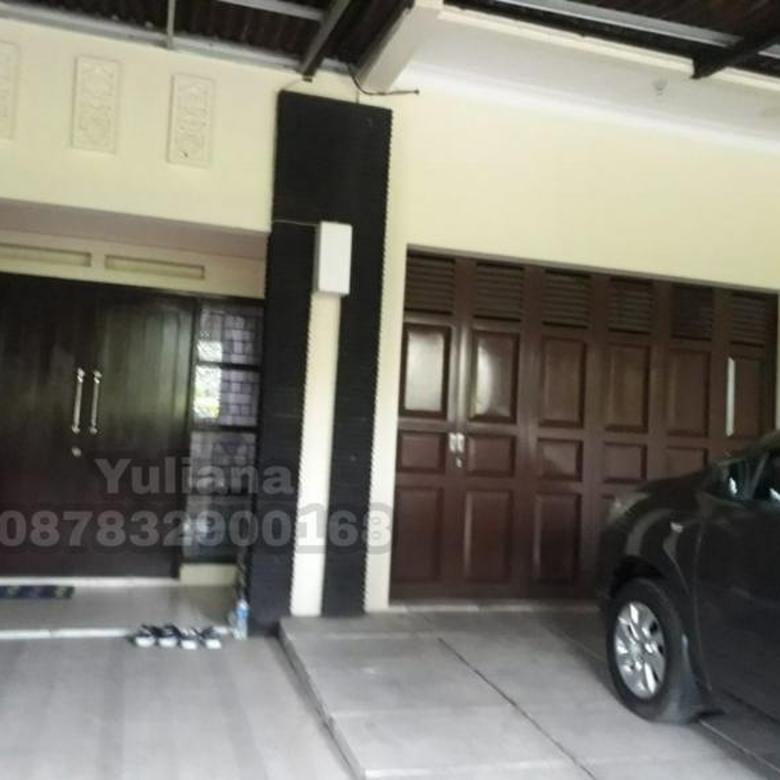 Rumah Murah Bagus tingkat 2 lantai siap pakai di Perumahan Tamansari Majapahit, Semarang