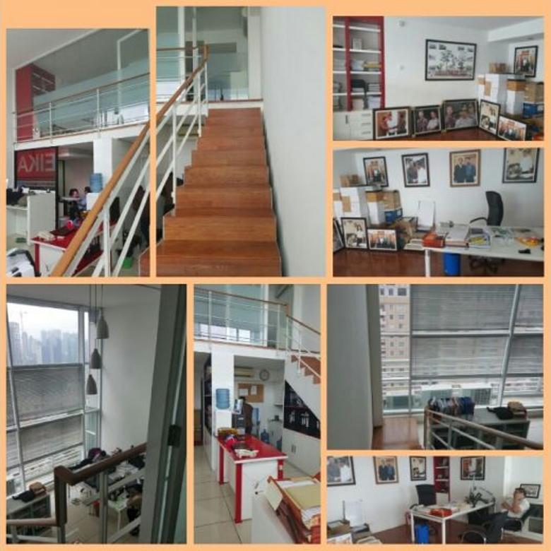 Apartemen SOHO Cityloft sudirman fully furnished