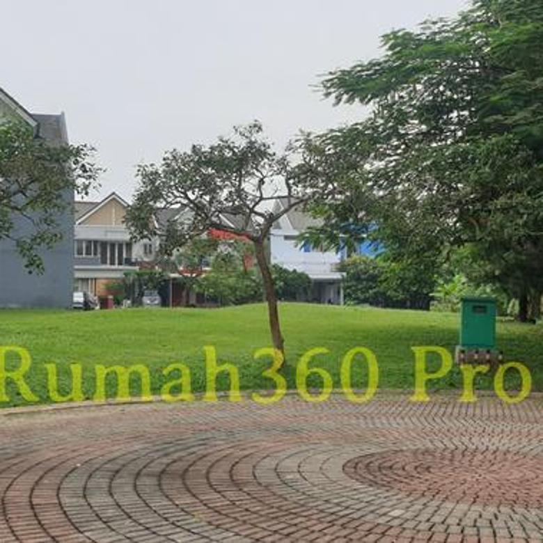 Tanah Kavling Huk Kuldesak Delatinos BSD Serpong 412 - DL9003