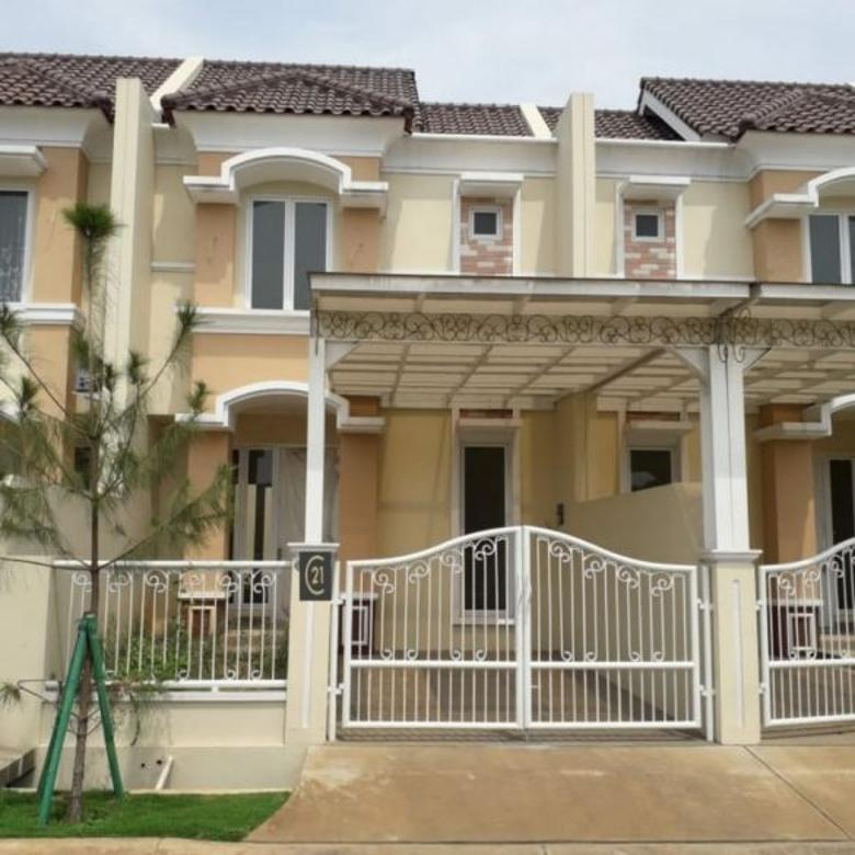 Dijual rumah cantik bagus dan bersih di Pulo gebang
